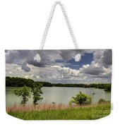 3-summer Time At Moraine View State Park Weekender Tote Bag