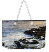 Sunset At The Mediterranean Sea Weekender Tote Bag