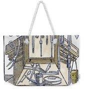 Surgical Instruments Weekender Tote Bag