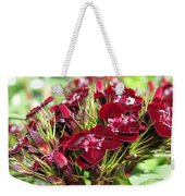 Sweet William Named Sooty Weekender Tote Bag