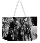 Tesla - Jeff Keith Weekender Tote Bag