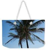 The Beach In Hollywood Florida Weekender Tote Bag