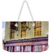 The Gipsy Moth Pub Greenwich Weekender Tote Bag