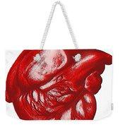 The Human Heart Weekender Tote Bag