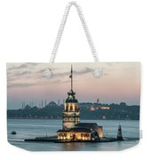 The Maiden's Tower Weekender Tote Bag