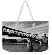 The Millenium Bridge Weekender Tote Bag