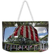 The Old Amphitheater In Arlington Weekender Tote Bag
