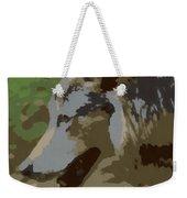 The Wolf Weekender Tote Bag