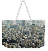 Tokyo, Japan Weekender Tote Bag
