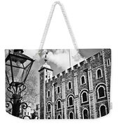 Tower Of London Weekender Tote Bag by Elena Elisseeva