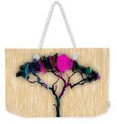 Tree Art Weekender Tote Bag