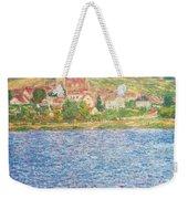 Vetheuil Weekender Tote Bag