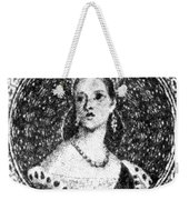 Victoria Of England (1819-1901) Weekender Tote Bag