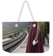 Waiting Weekender Tote Bag by Joana Kruse