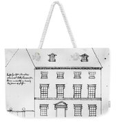 Washington Residence Weekender Tote Bag