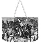 Washington Trenton, 1789 Weekender Tote Bag