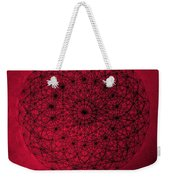 Wave Particle Duality Weekender Tote Bag by Jason Padgett