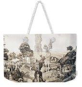 White Sulphur Springs Weekender Tote Bag