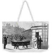 William Henry Vanderbilt (1821-1885) Weekender Tote Bag