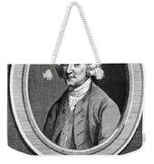 William Hunter (17178-1783) Weekender Tote Bag