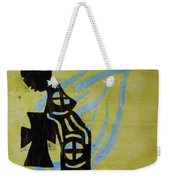 Wise Virgin Weekender Tote Bag