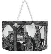 Wwi Soldiers, 1918 Weekender Tote Bag