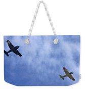 Wwii Planes Weekender Tote Bag