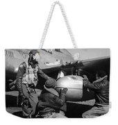 Wwii: Tuskegee Airmen, 1945 Weekender Tote Bag by Granger