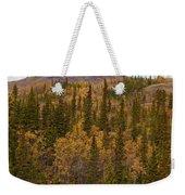 Yukon Gold - Fall In Yukon Territory Canada Weekender Tote Bag