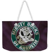 Anaheim Ducks Weekender Tote Bag