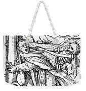 Dance Of Death, 1538 Weekender Tote Bag