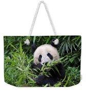 Giant Panda Weekender Tote Bag