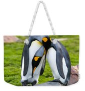 King Penguin Weekender Tote Bag