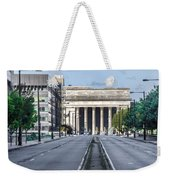 30th Street Station From Jfk Blvd Weekender Tote Bag