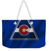Colorado Rockies Weekender Tote Bag