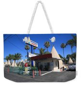 Route 66 - Wigwam Motel Weekender Tote Bag