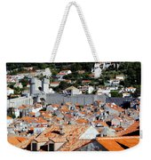 Views Of Dubrovnik Croatia Weekender Tote Bag