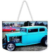 32 Ford Victoria Two Door Weekender Tote Bag