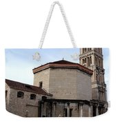 Views Of Split Croatia Weekender Tote Bag