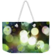 Abstract Background Weekender Tote Bag