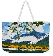 Norway  Landscape Weekender Tote Bag