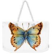 33 Opal Copper Butterfly Weekender Tote Bag