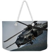 33rd Rescue Squadron, Osan Air Base Weekender Tote Bag