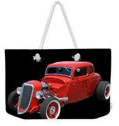 34 Ford Coupe Weekender Tote Bag