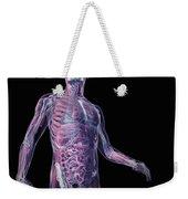 Human Anatomy Weekender Tote Bag