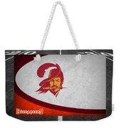Tampa Bay Buccaneers Weekender Tote Bag