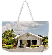 343 Cottage Weekender Tote Bag