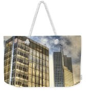 345 California Center Two Flags Weekender Tote Bag