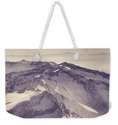 3.478 Meters Aerial Retro Weekender Tote Bag