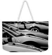 Ferrari Emblem Weekender Tote Bag